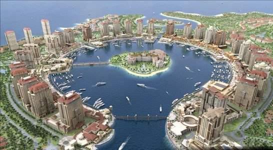The Pearl em Doha