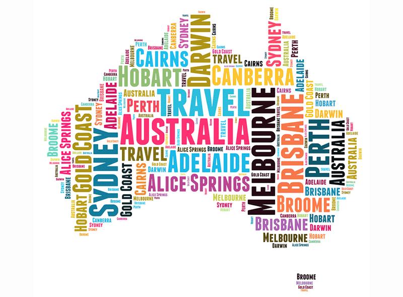 Australia-Collage