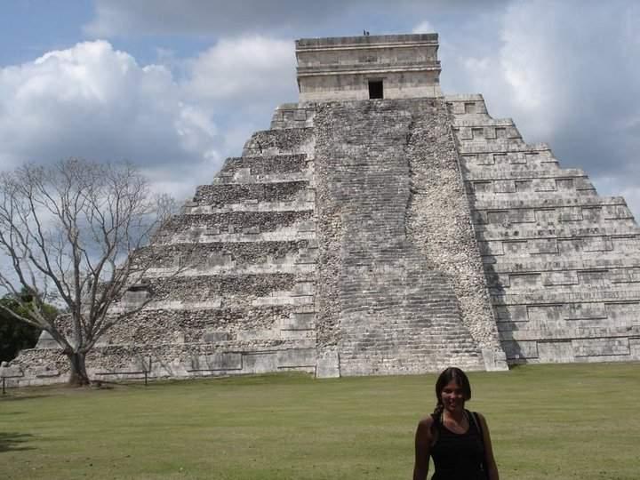 Chichen Itza . Cancún - México (2008)