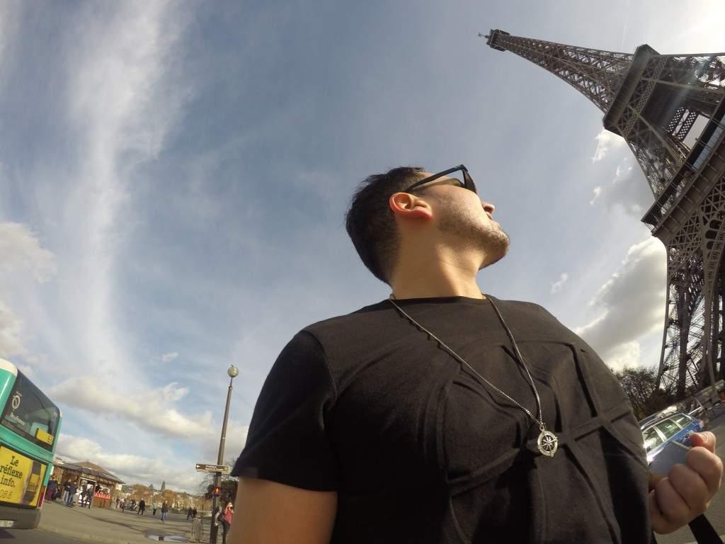 Encontre seu melhor ângulo pra fotografar a Torre Eiffel!