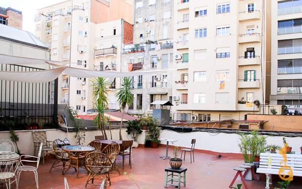tailors hostel terrace