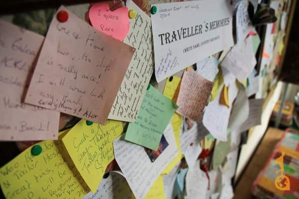 Traveler's memories - Tailor's Hostel