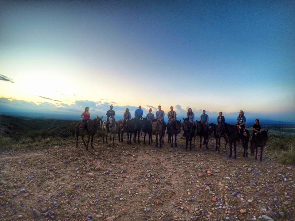 Cavalgada em Mendoza 15