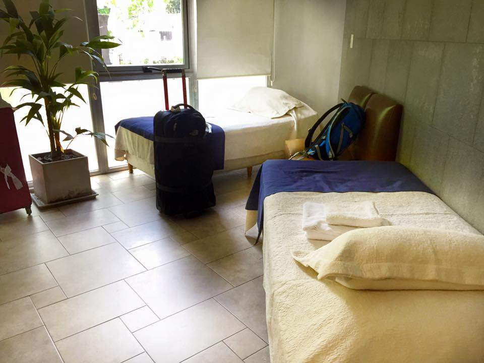 Modigliani suites hotel em Mendoza 3