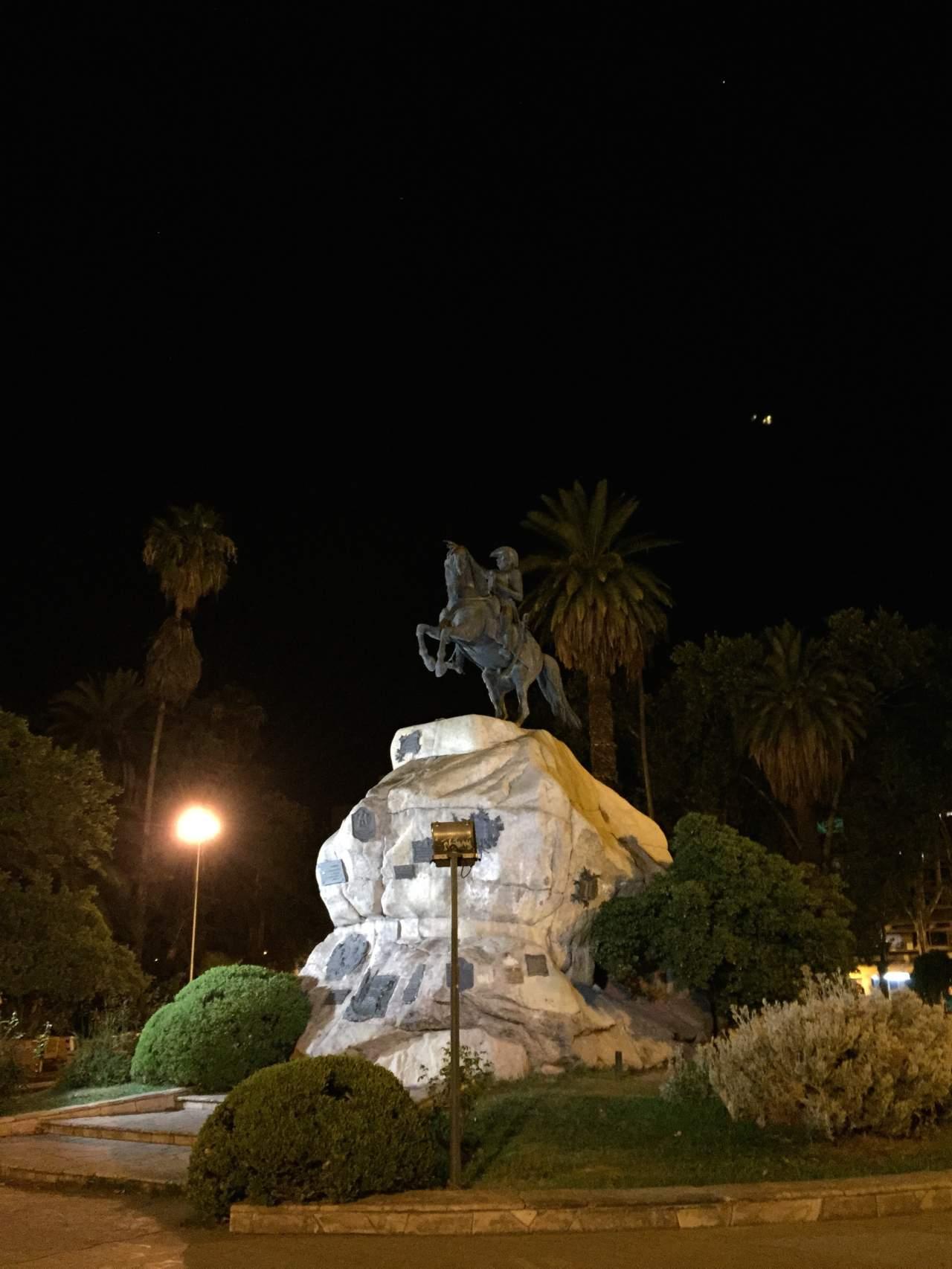 Praças de Mendoza 2