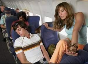 Problemas no Avião 3