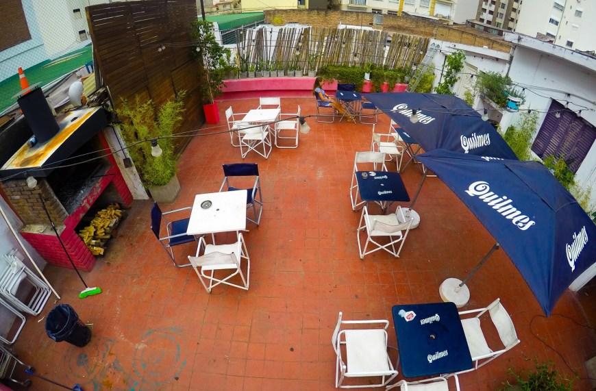 Aldea Hostel Cordoba 2