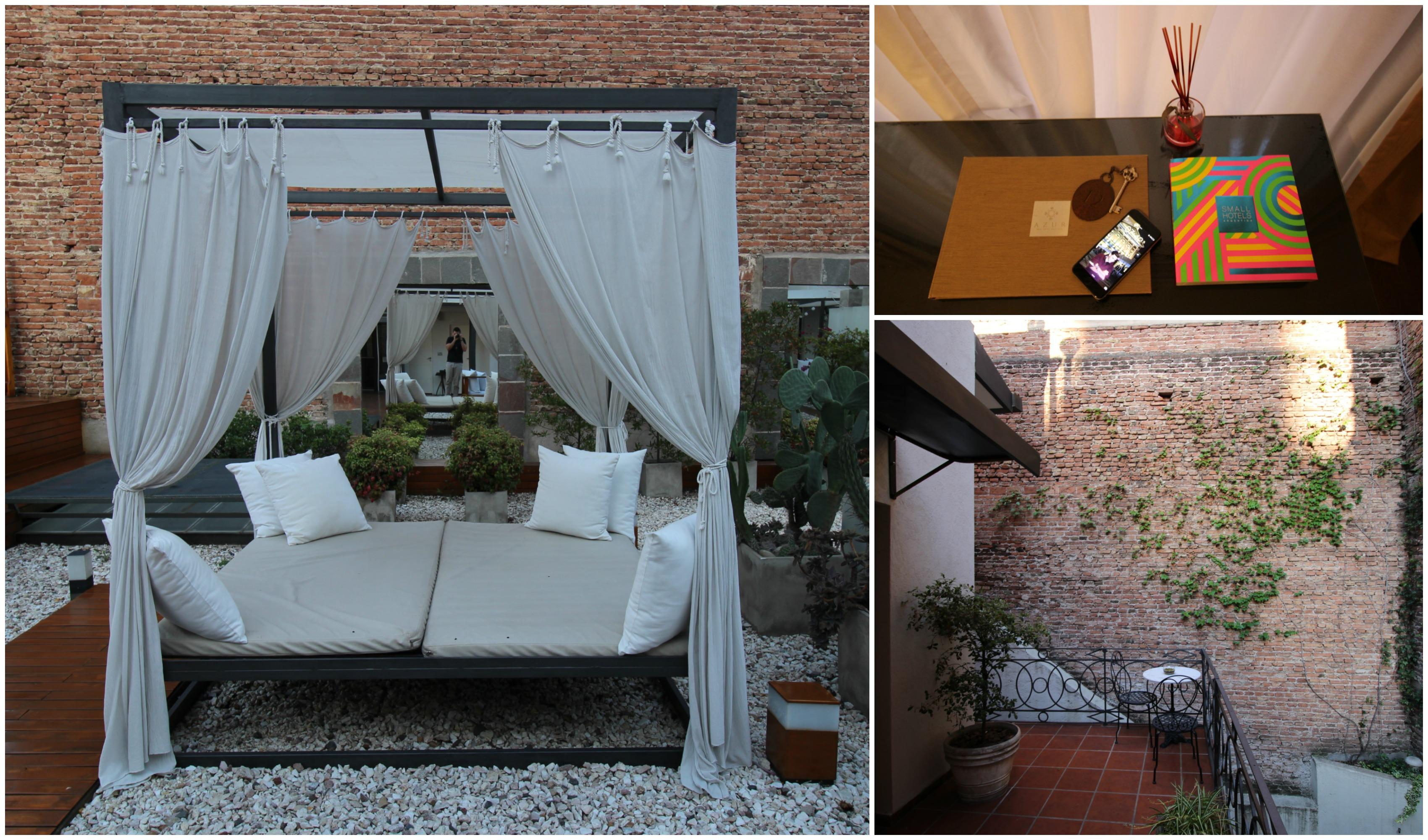 Azul Real Hotel Boutique Cordoba Argentina 4