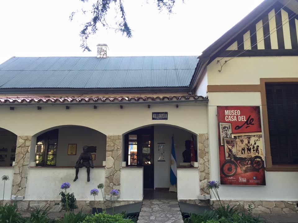 Casa do Che Guevara e tour em Alta Gracia 9