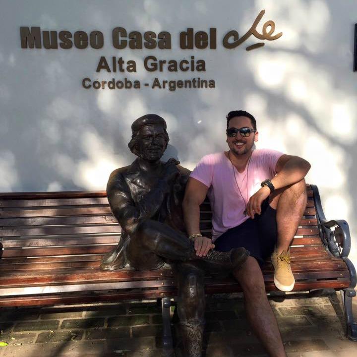 Casa do Che Guevara e tour em Alta Gracia x