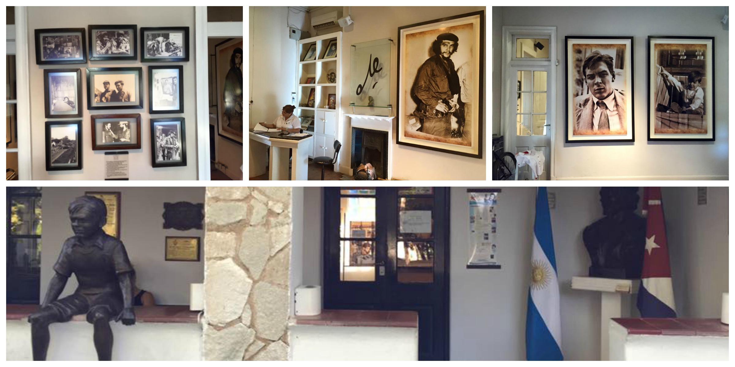 Museu casa de che guevara argentina alta gracia